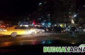 Читателка на Будна Варна: катастрофа затруднява движението на бул.