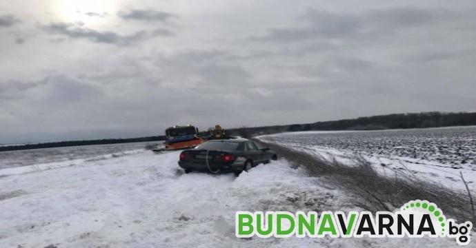 173 населени места в Северна България отново имат ток