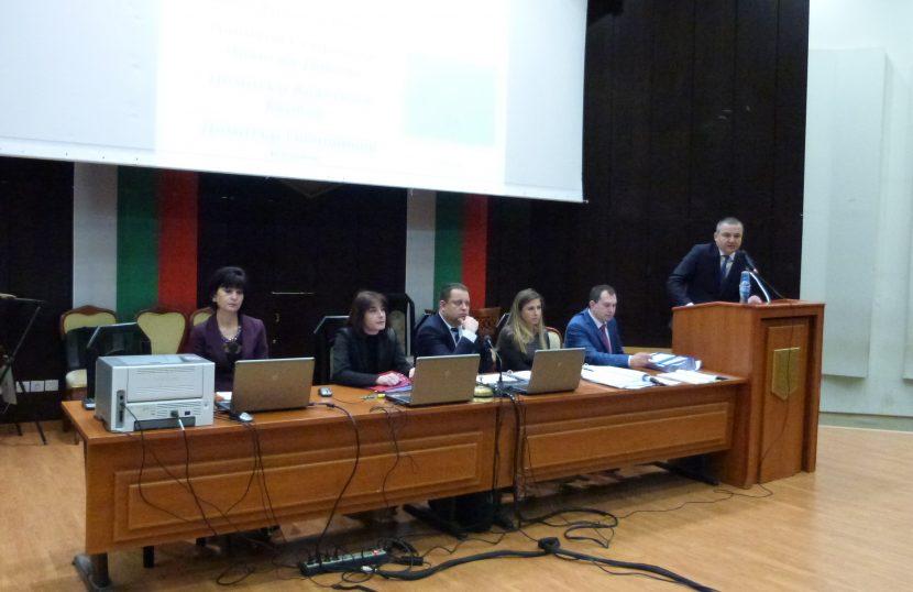 Иван Портних: Бюджет 2018 гарантира развитие на Варна