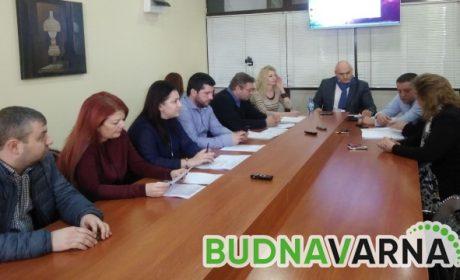 """Правната комисия във Варна каза """"Не"""" на референдума за Морската градина"""
