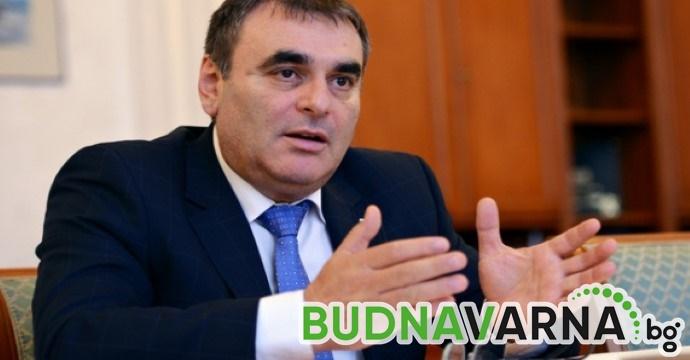 """Данаил Папазов: Шести блок на """"ТЕЦ-Варна"""" ще заработи до началото на март"""