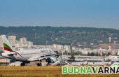 Над 2 млн. пътници се очаква да преминат през летище Варна през тази година
