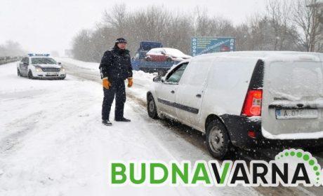 Автобусът Варна – София аварира до Търговище