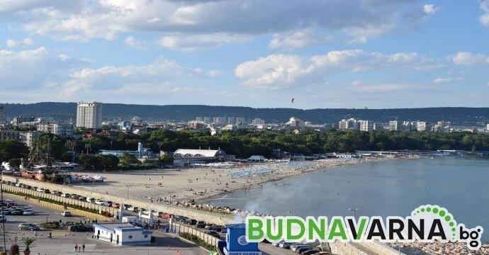 Кандидатурата на Варна за Европейски град на спорта е оценена с 84,5 точки