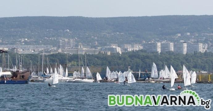 Варненски яхт клуб ще популяризира ветроходния спорт