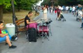 Венци барабаниста: И котките и кучетата ме знаят в този град