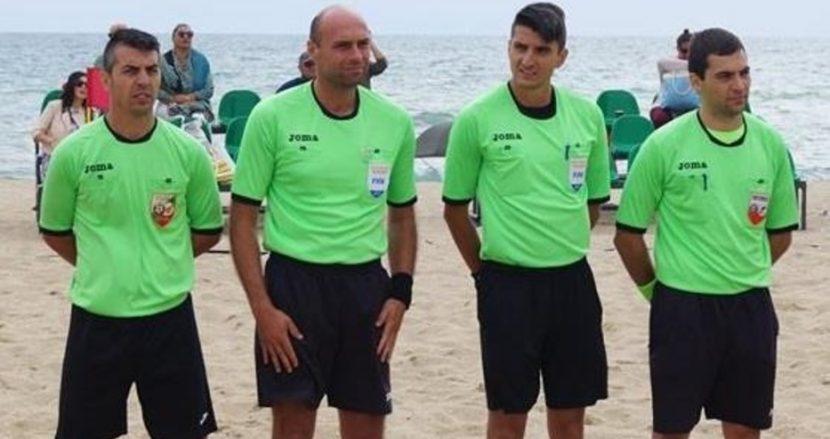 Признание за плажния ни футбол! Двама наши рефери в списъка на ФИФА за 2018 г.