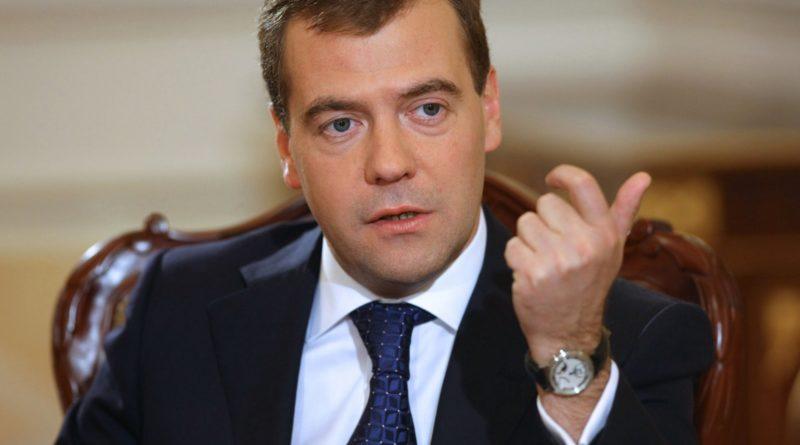 Медведев: Европа иска нов коридор за руския газ след 2019 г.