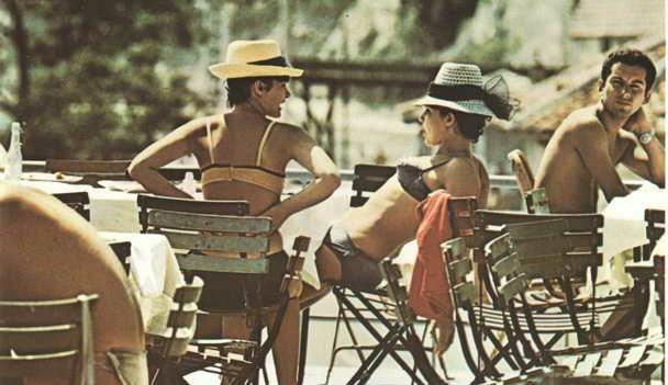Фотогалерия: Българското черноморие през горещото лято на 1968 г.