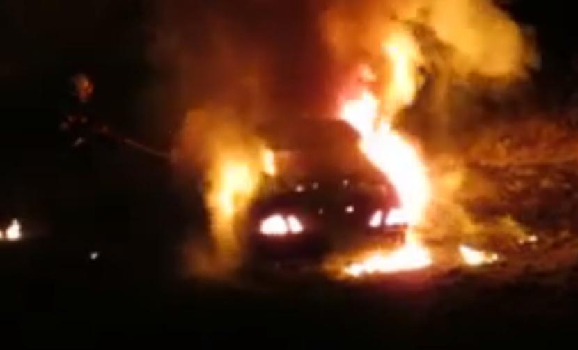 Автобус от градския транспорт се подпали във Варна