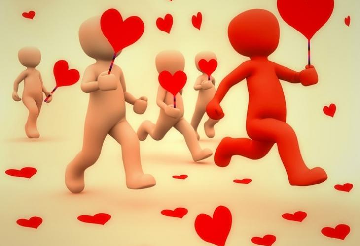 10 начина, с които да зарадвате половинката на Свети Валентин