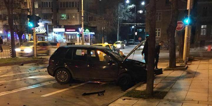 Читател на Будна Варна: катастрофа на ул. Антим I