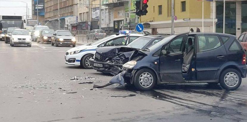 Читател на Будна Варна: катастрофа на кръстовището на Бизнес хотела