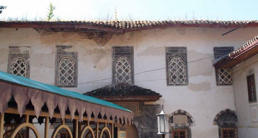 В Крим приключи първият етап от ремонтно-реставрационните работи в Ханския дворец