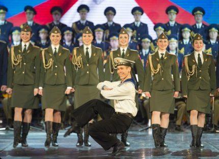 """Ансамбъл """"Александров"""" с грандиозен концерт-спектакъл през лятото"""