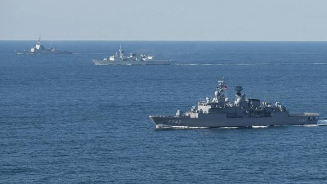 Три кораба на НАТО идват във Варна