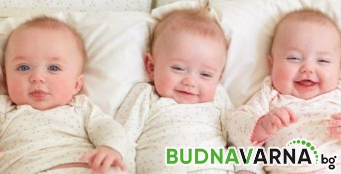 С 2.5% по-малко родени деца в област Варна за 2017 г. в сравнение с 2016