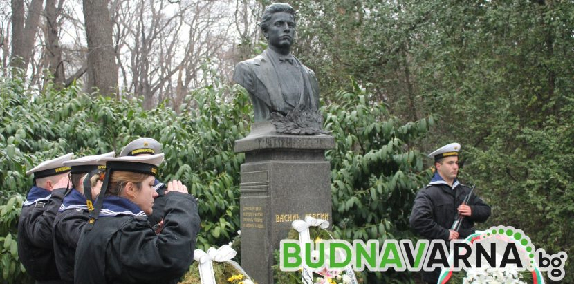 Къде Васил Левски се е укривал във Варна и как е създаден неговия паметник
