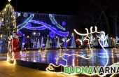 Румънските туристи забравиха Коледна Варна