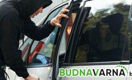 Варненец краде автомобили, арестуваха го