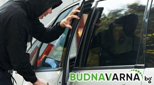 Задържаха варненец за кражби от автомобили