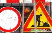 Ремонт затруднява движението на автомобили по бул.