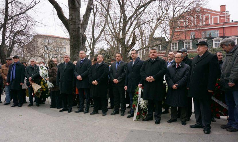 С тържества почетоха паметта на Граф Игнатиев и на Александър Рачински