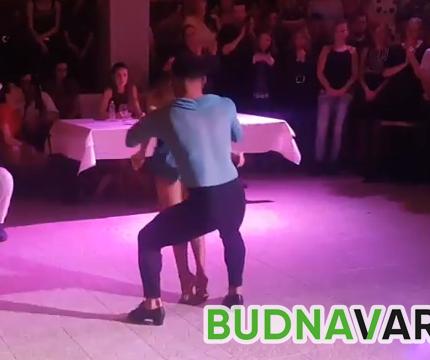 2nd Bachata Cup Varna – Генади Хуан-Алберто и Джорджия Маринова от Варна