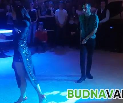 2nd Bachata Cup Varna – Владимир Първанов и Християна Кънева от Бургас