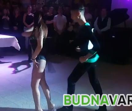 2nd Bachata Cup Varna – Милен Христов и Пламена Чернева от Варна
