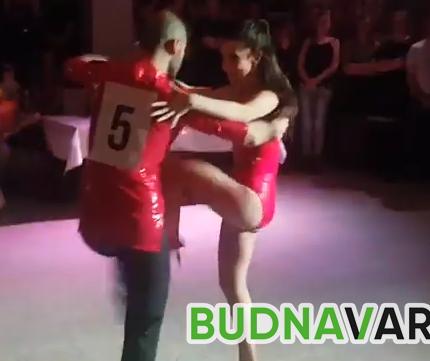 2nd Bachata Cup Varna – Георги Цанев и Фрея Василева от Варна