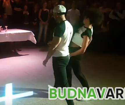 2nd Bachata Cup Varna – Петър Тодоров и Реджина Стойчева от Варна