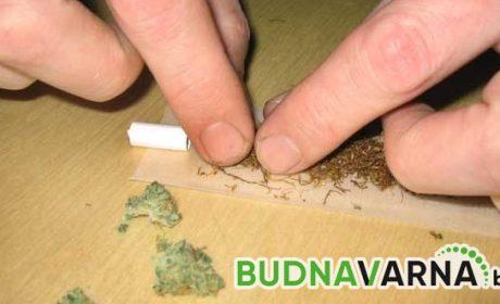 Задържаха двама варненци с хероин и марихуана
