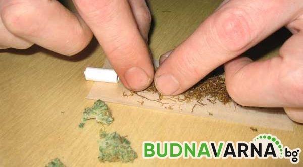 31-годишен мъж от Варна е задържан с голямо количество наркотични вещества