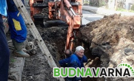 Без вода във Варна – 21 февруари 2018