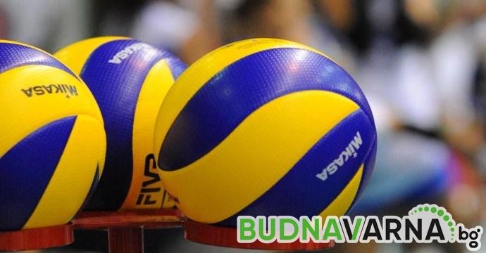 Волейболистите на Черно море загубиха от ЦСКА
