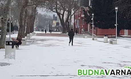 Времето с Будна Варна – 23 март 2018