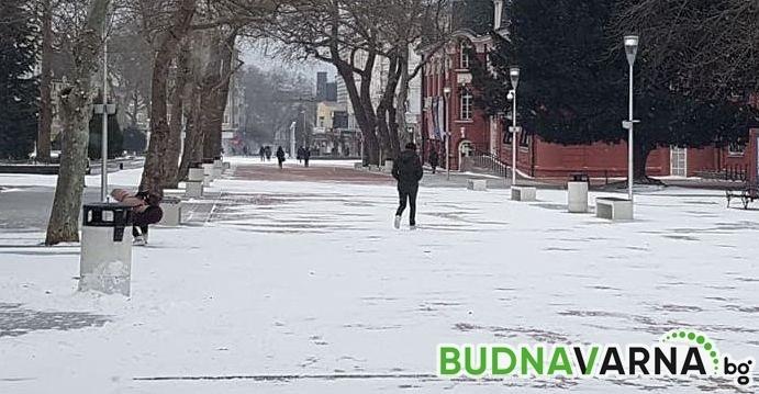 Чака ли ни сняг днес във Варна?