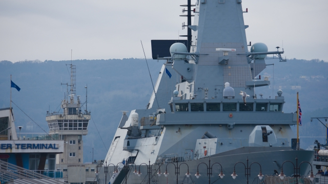 Корабите на НАТО акостираха на Морска гара (снимки)