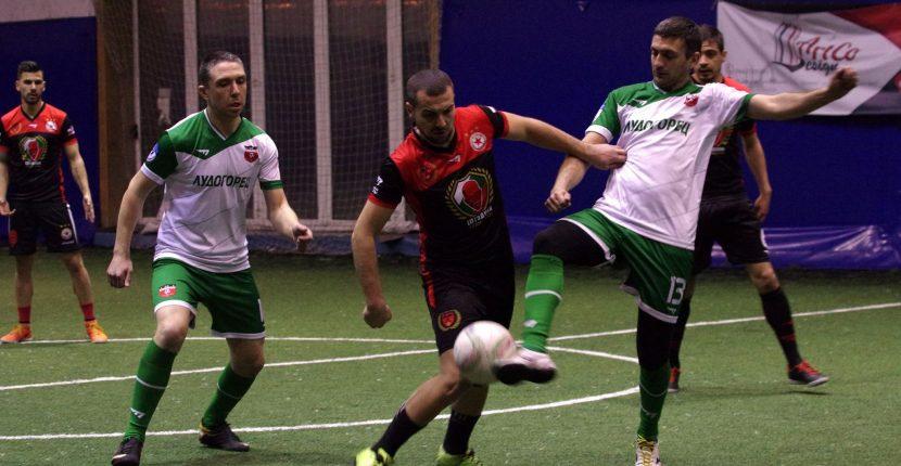 Лудогорец обърна ЦСКА и ги отстрани от купата по мини футбол