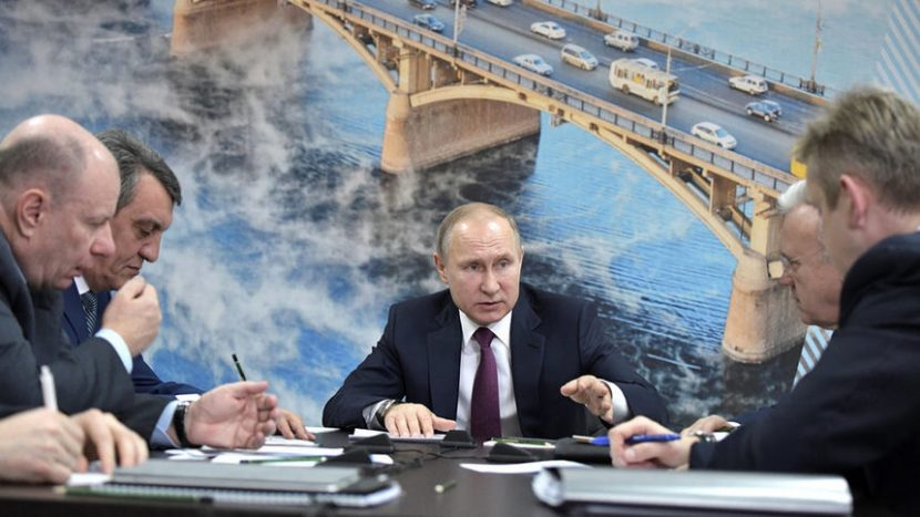 Путин: Русия остава лидер в световния спорт въпреки ситуацията около олимпийците
