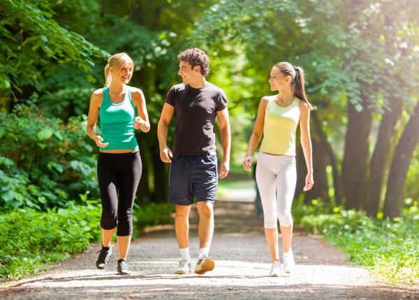Ходенето очевидно е по-добър начин за изгаряне на телесни мазнини, отколкото бягането с висока интензивност