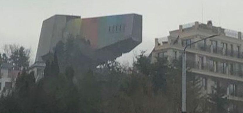 Вандали нашариха Паметника на българо-съветската дружба