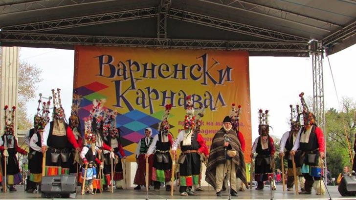 Започва записването за участие във Варненския карнавал