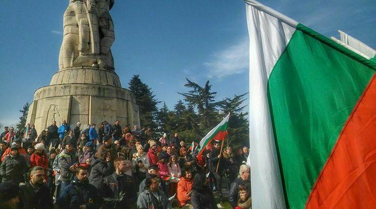 Хиляди варненци празнуват Освобождението