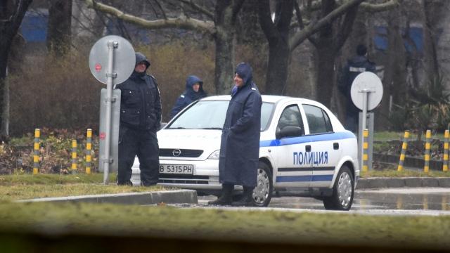 Засилени мерки за сигурност преди срещата на лидерите (снимки)
