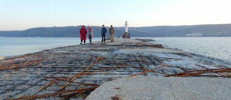 Създават работна група заради разрушените дамби и буни по плажовете