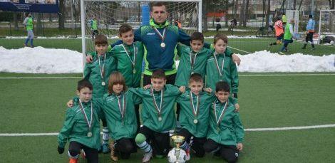 Децата на Черно море със сребърни медали от турнир в Пловдив