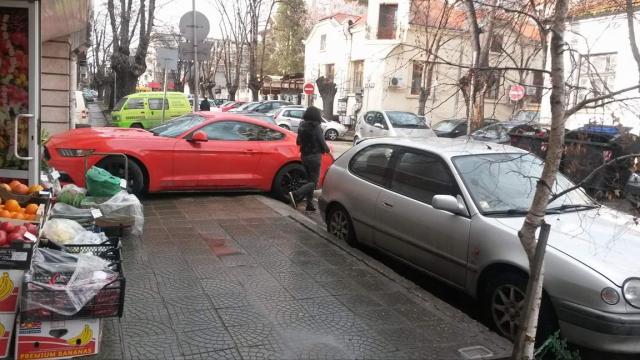 Ето така се паркира