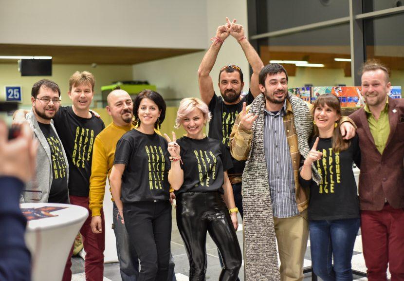 RAGS е финалистът в graffiti конкурса на летище Варна